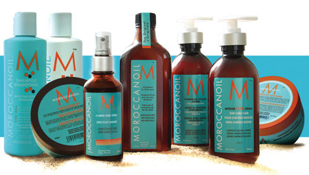 Morrocan Oil Products Image